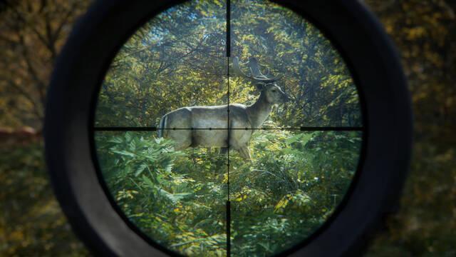 Así es theHunter: Call of the Wild, un juego de caza para PC que llegará a principios de 2017