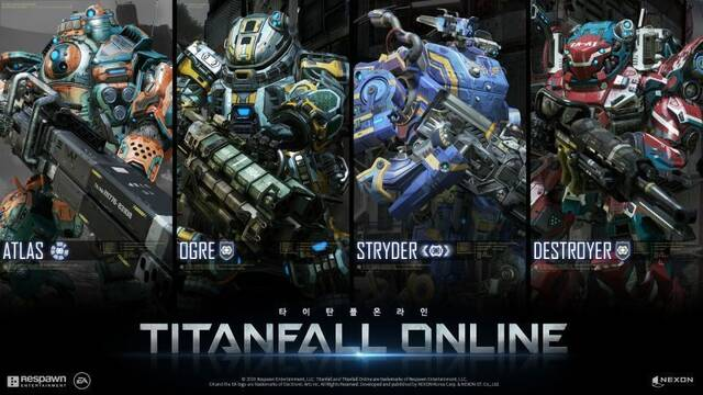Titanfall Online llega a Asia