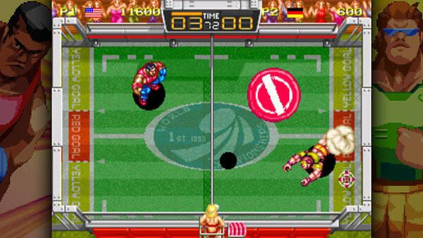 Abierto el registro para la beta de Windjammers en PS4