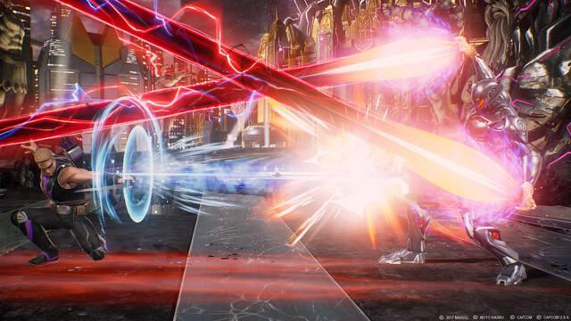 Capcom muestra más tutoriales de los personajes de Marvel vs. Capcom Infinite