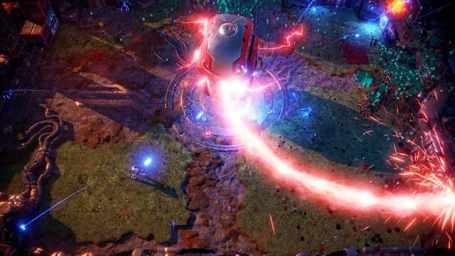 Nex Machina anuncia su fecha de lanzamiento para el 20 de junio en PC y PS4