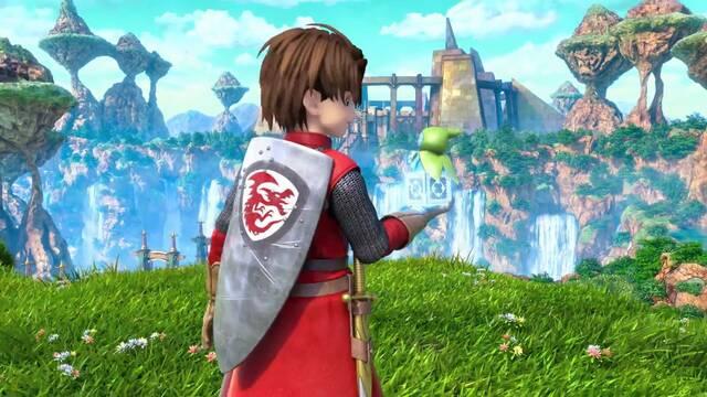 Dragon Quest X se prepara para celebrar su quinto aniversario