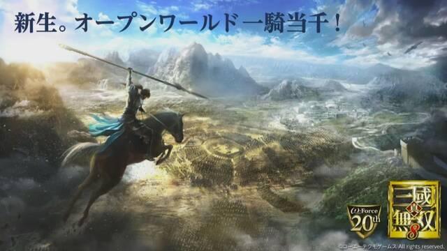 Koei Tecmo confirma sus juegos para el Tokyo Game Show 2017