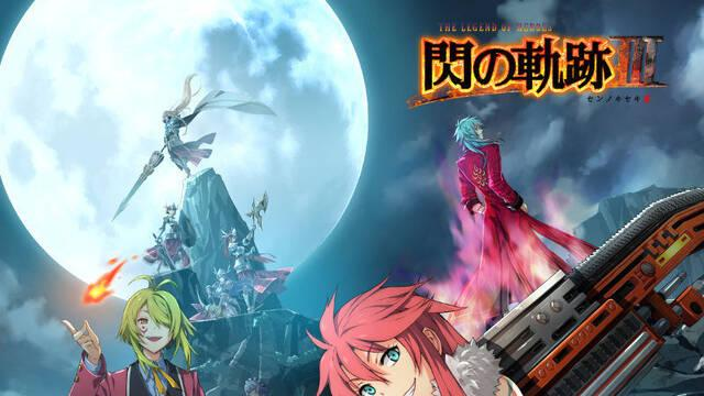 Así se juega con Legend of Heroes: Trails of Cold Steel III