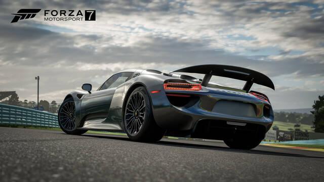 La velocidad de Forza Motorsport 7 ya está disponible en forma de demo