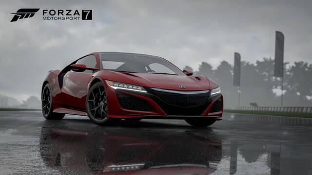 Forza Motorsport 7 detalla las características de la versión de PC