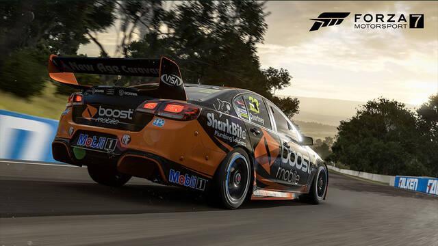 Forza Motorsport 7 ocupará 95 GB en el disco duro