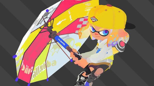 Nintendo nos adelanta algunas de las armas que se sumarán a Splatoon 2