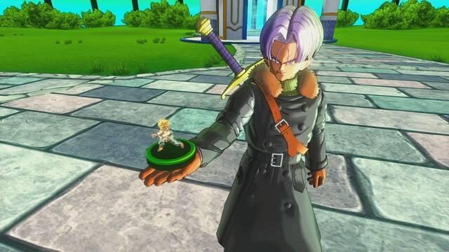 Así es el modo Hero Colosseum de Dragon Ball Xenoverse 2