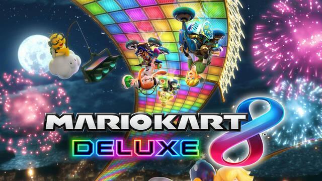 Mario Kart 8 Deluxe fue el juego más vendido de la semana en Japón