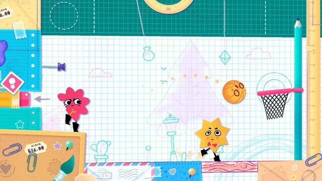 Anunciado Snipperclips Plus: Cut It Out Together! que añade nuevo contenido