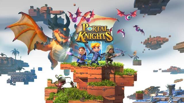 Portal Knights ya está disponible en Xbox One, PS4 y PC