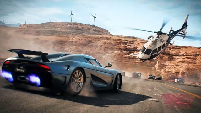 Los creadores de Need for Speed Payback hablan de las microtransacciones