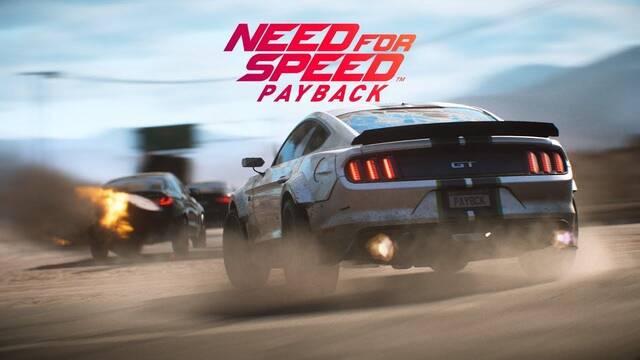 Need for Speed Payback detalla sus requisitos en PC y se muestra a 4K y 60fps
