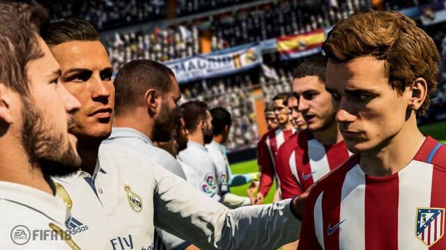 FIFA 18 presenta su jugabilidad y el modo historia