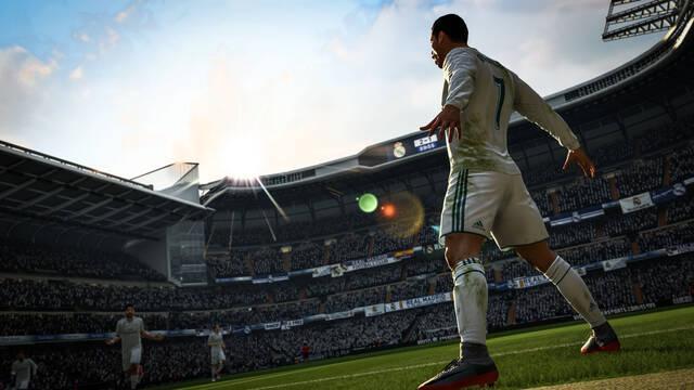 FIFA 18 repite liderato en las ventas semanales de Reino Unido
