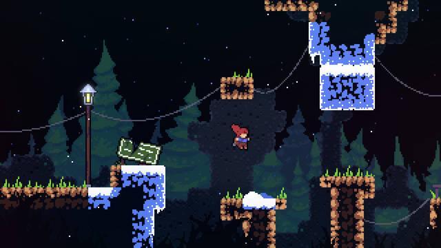 Celeste, lo nuevo del creador de Towerfall, debutará en enero
