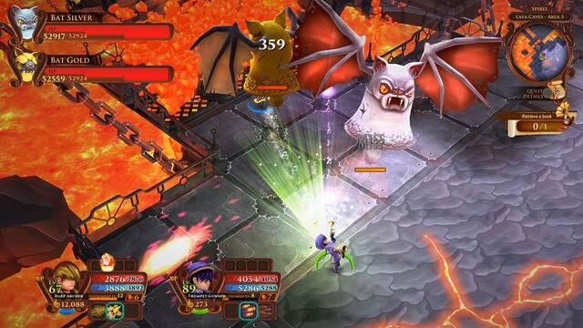 AereA, un RPG de acción de temática musical, se lanza el 30 de junio
