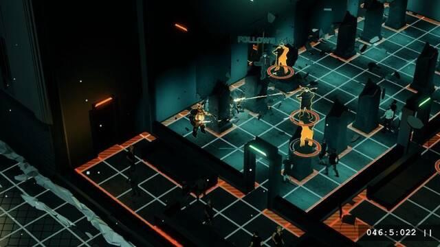 El juego de estética 'noir' All Walls Must Fall se financia Kickstarter