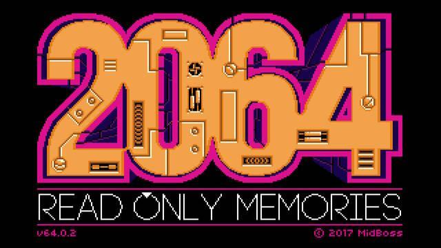 MidBoss confirma 2064: Read Only Memories para Nintendo Switch