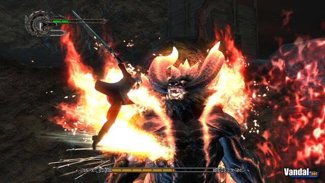 Nuevas imágenes de Devil May Cry 4