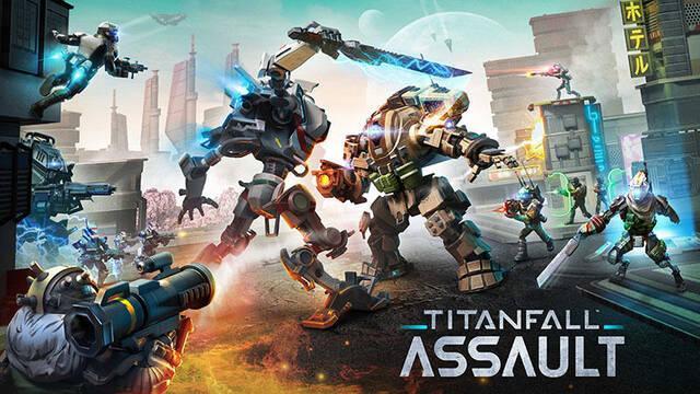 Titanfall: Assault  ya está disponible en los dispositivos móviles