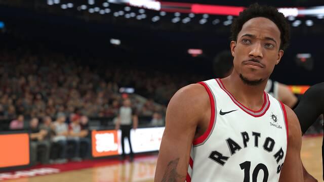 Comparan las versiones de NBA 2K18 entre las actuales consolas