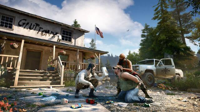 Ubisoft no había previsto que Far Cry 5 tuviese tanta actualidad política