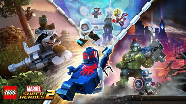 Spider-Man no se perderá LEGO Marvel Super Heroes 2