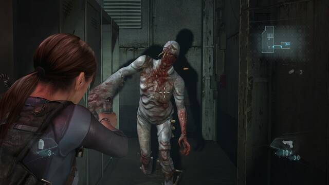 Resident Evil Revelations llega a Xbox One y PS4