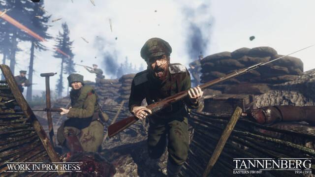 Tannenberg traerá la Primera Guerra Mundial a Steam el 16 de noviembre