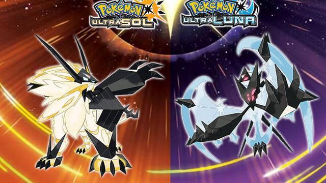 Pokémon Ultrasol / Ultraluna son los juegos más vendidos en Japón