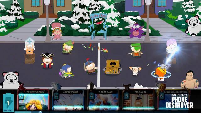 Ya está disponible la preinscripción de South Park: Phone Destroyer