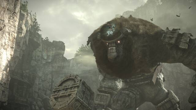 Comparan el aspecto del remake de Shadow of the Colossus con el original