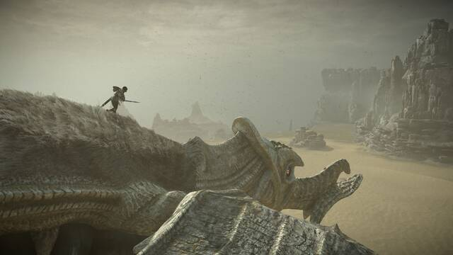 El remake de Shadow of the Colossus muestra su jugabilidad en vídeo