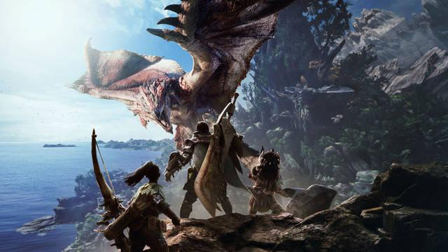 Monster Hunter World 'aspira' a 30 FPS en consolas