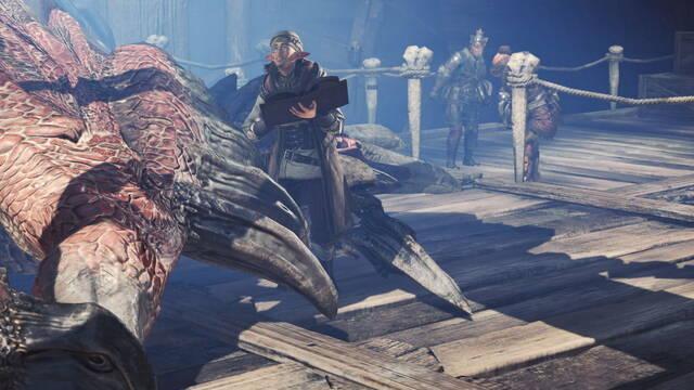 Los creadores de Monster Hunter opinan sobre las cajas de botín