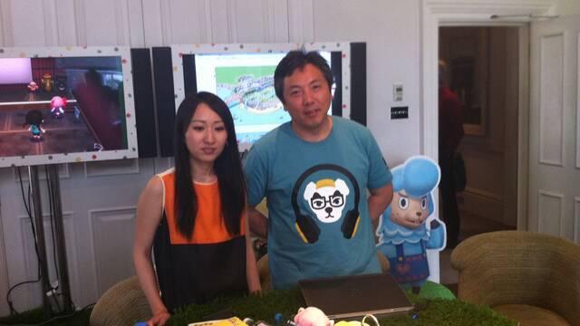 Katsuya Eguchi presenta en Londres el nuevo Animal Crossing