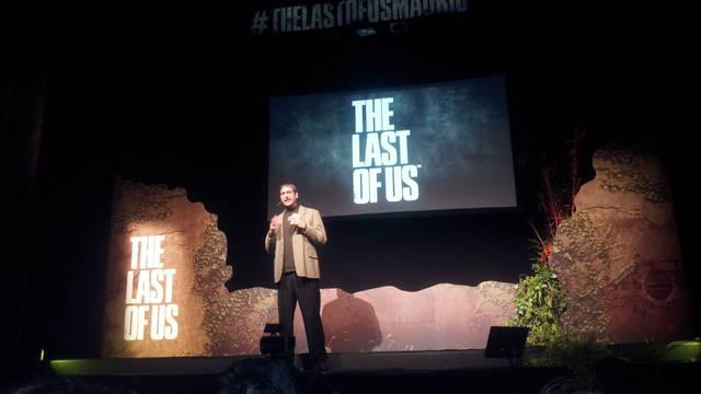 Asistimos a la presentaci�n de The Last of Us en Madrid