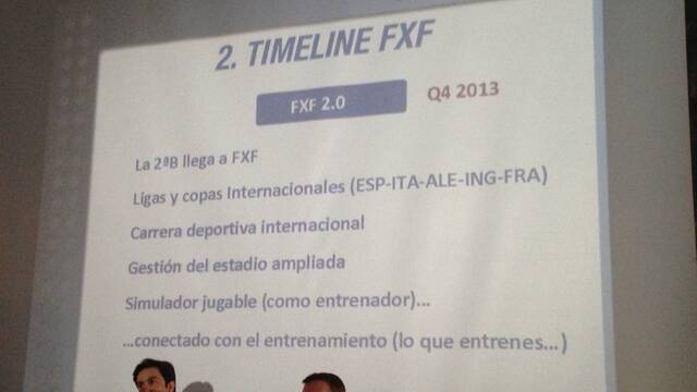 Confirmado FX Fútbol 2.0; primeros detalles