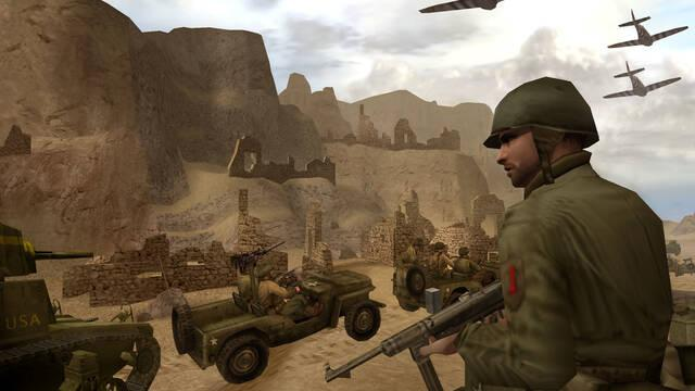 E3: Imágenes de Call of Duty 2: Big Red One