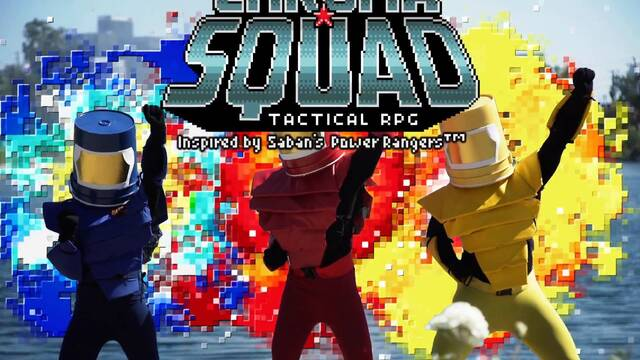 Chroma Squad, el juego homenaje a los Power Rangers, ya está disponible