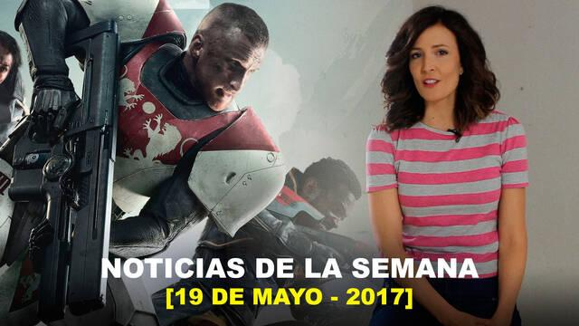 Vandal TV Noticias: Destiny 2, The Witcher en Netflix, Far Cry 5 y Life is Strange 2