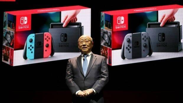 Nintendo cree que Switch puede igualar el éxito de Wii