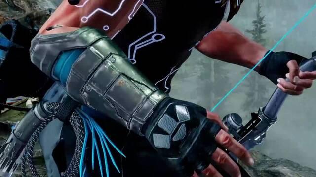 Killer Instinct presenta a Eagle, su nuevo luchador