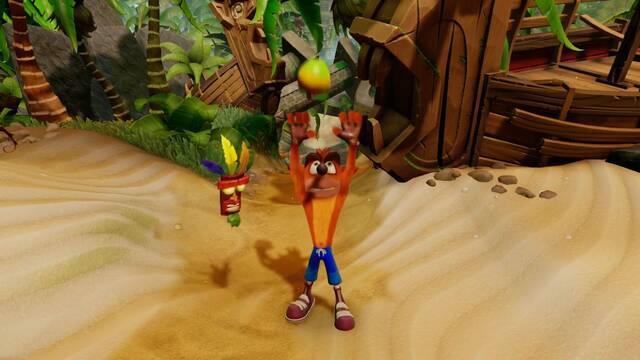 Anunciada la animación ganadora del concurso de Crash Bandicoot