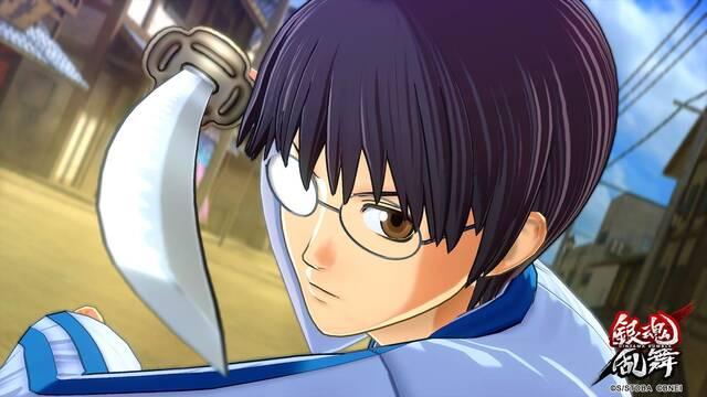 Bandai Namco muestra nuevas imágenes de Gintama Ranbu