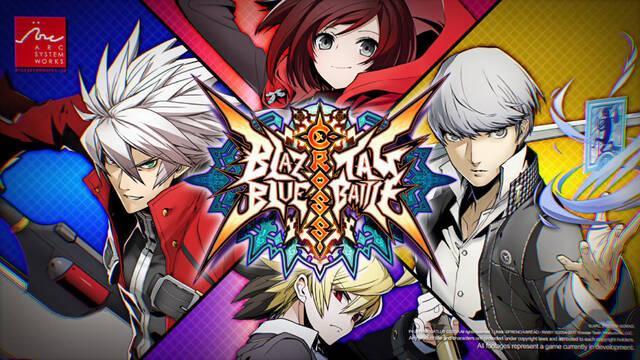BlazBlue: Cross Tag Battle revelará un luchador de Persona esta semana