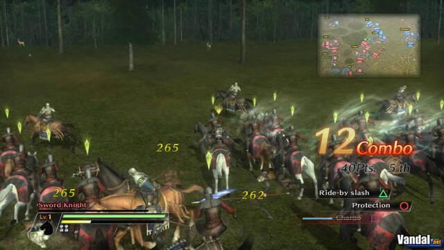 M�s im�genes de Bladestorm: La Guerra de los Cien A�os