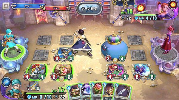 Dragon Quest Rivals para móviles se estrenará en otoño en Japón